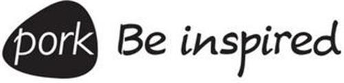 PORK BE INSPIRED