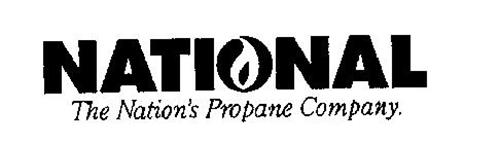 NATIONAL THE NATION'S PROPANE COMPANY.