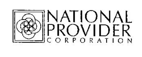 NATIONAL PROVIDER CORPORATION