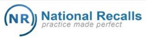 NR NATIONAL RECALLS PRACTICE MADE PERFECT