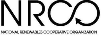NRCO NATIONAL RENEWABLES COOPERATIVE ORGANIZATION