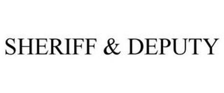 SHERIFF & DEPUTY