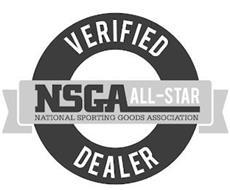 NSGA NATIONAL SPORTING GOODS ASSOCIATION ALL-STAR VERIFIED DEALER