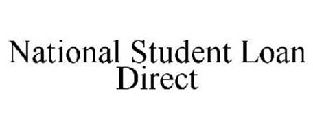 NATIONAL STUDENT LOAN DIRECT