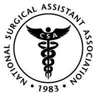 NATIONAL SURGICAL ASSISTANT ASSOCIATION · 1983 · CSA