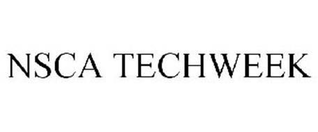 NSCA TECHWEEK