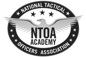 NATIONAL TACTICAL OFFICERS ASSOCIATION NTOA ACADEMY