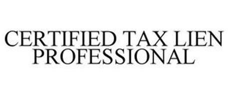CERTIFIED TAX LIEN PROFESSIONAL