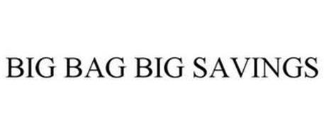 BIG BAG BIG SAVINGS