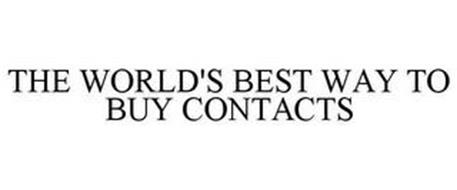 THE WORLD'S BEST WAY TO BUY CONTACTS