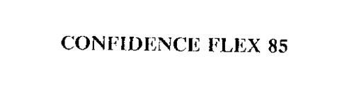 CONFIDENCE FLEX 85