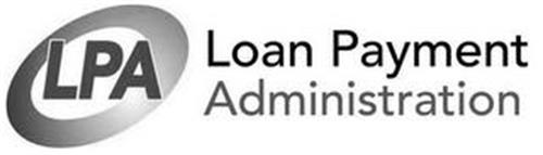 LPA LOAN PAYMENT ADMINISTRATION