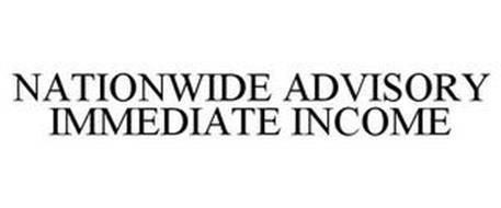 NATIONWIDE ADVISORY IMMEDIATE INCOME