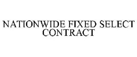 NATIONWIDE FIXED SELECT CONTRACT