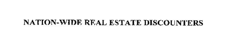 NATION-WIDE REAL ESTATE DISCOUNTERS
