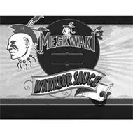 MESKWAKI WARRIOR SAUCE