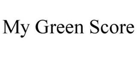 MY GREEN SCORE