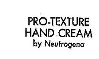 PRO-TEXTURE HAND CREAM BY NEUTROGENA