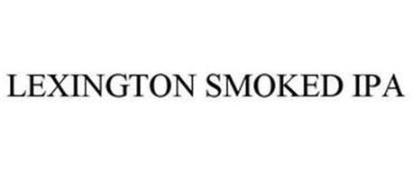 LEXINGTON SMOKED IPA