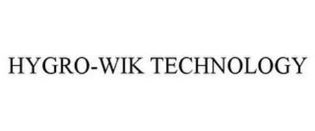 HYGRO-WIK TECHNOLOGY