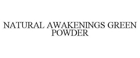NATURAL AWAKENINGS GREEN POWDER