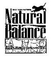 DICK VAN PATTEN'S NATURAL BALANCE A. M. P. AGILITY MUSCLE PERFORMANCE