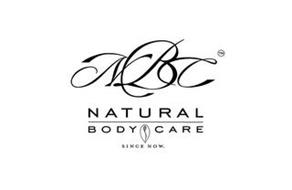 NBC NATURAL BODY CARE SINCE NOW.