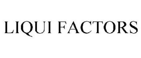 LIQUI FACTORS