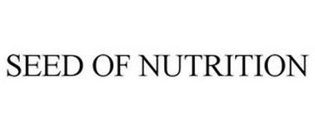 SEED OF NUTRITION