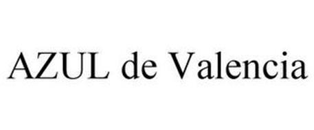AZUL DE VALENCIA