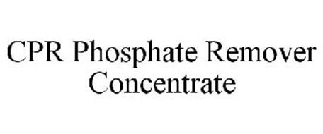 CPR PHOSPHATE REMOVER CONCENTRATE