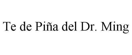 TE DE PIÑA DEL DR. MING