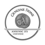 GENUINE STONE GS NSC 373 CERTIFIED