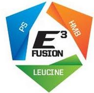 E3 FUSION PS HMB LEUCINE