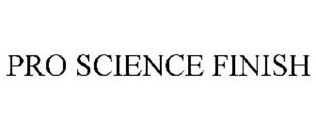 PRO SCIENCE FINISH
