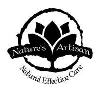 NATURE'S ARTISAN NATURAL EFFECTIVE CARE