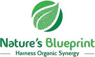 NATURE'S BLUEPRINT, HARNESS ORGANIC SYNERGY