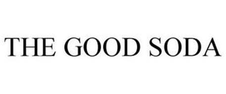THE GOOD SODA