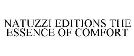 NATUZZI EDITIONS THE ESSENCE OF COMFORT