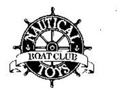 NAUTICAL TOYS BOAT CLUB