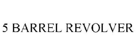5 BARREL REVOLVER