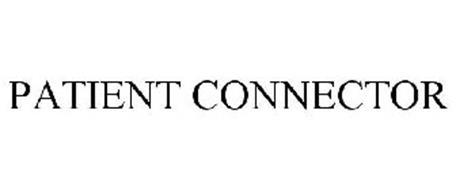 PATIENT CONNECTOR