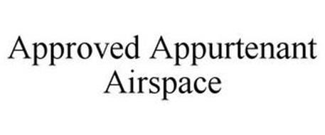 APPROVED APPURTENANT AIRSPACE