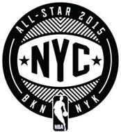 ALL-STAR 2015 NYC BKN NBA NYK