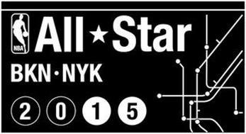 NBA ALL STAR BKN · NYK 2015