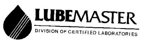 LUBEMASTER DIVISION OF CERTIFIED LABORATORIES