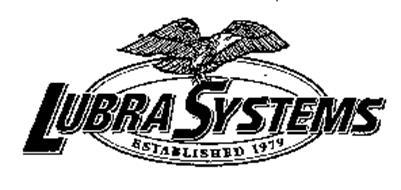 LUBRA SYSTEMS ESTABLISHED 1979
