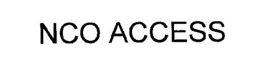 NCO ACCESS