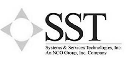 SST SYSTEMS & SERVICES TECHNOLOGIES, INC. AN NCO GROUP, INC. COMPANY