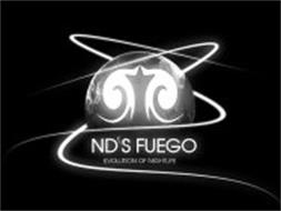 ND'S FUEGO EVOLUTION OF NIGHTLIFE